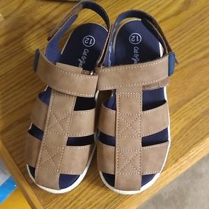 Boys toddler size sandals